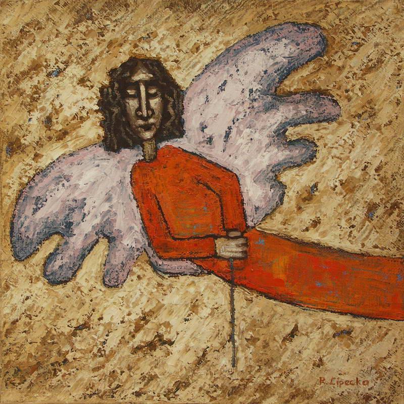 Akcja Sztuki > Kobiety, kartka świąteczna, proj. Regina Lipecka