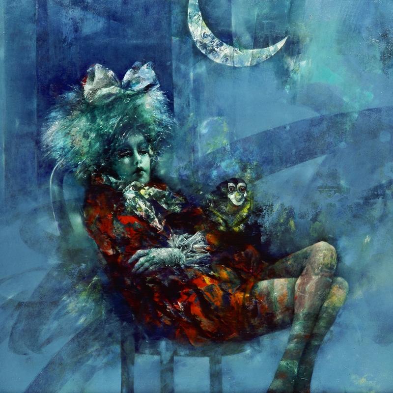 Akcja Sztuki > Kobiety, Halina Tymusz